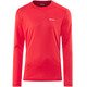 Marmot Windridge Longsleeve Shirt Men red